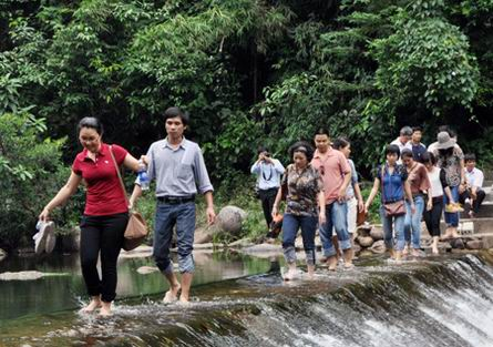 Bac Giang tourism takes effort to attract tourists