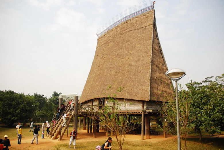 Vietnam museum of ethnology rank fourth among Asia