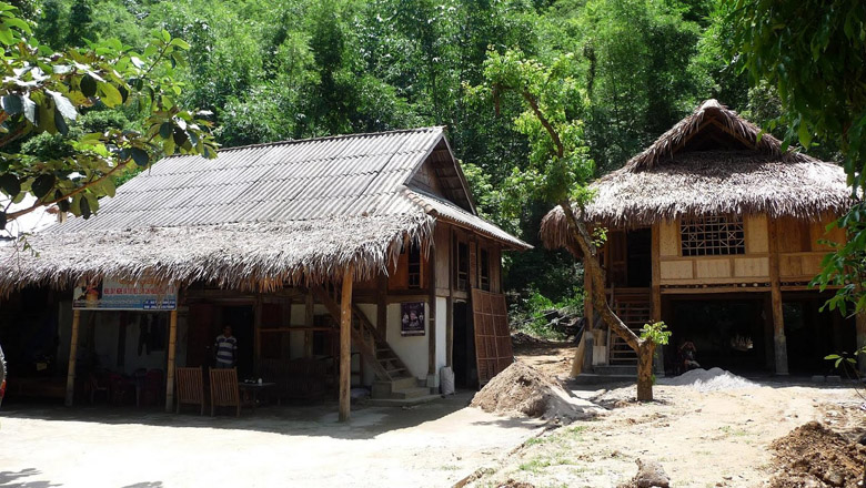 Homestay in Babe lake