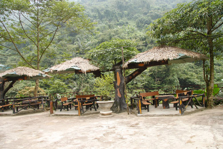 Mai Chau valley - Kim Boi hot spring